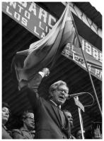 Vigilio Barco presides over a rally during his campaign for the 1986-1990 Presidency. Photo: S.I, S.F.